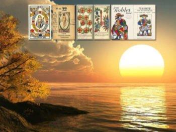 6bac8e33e984b Mais comment un jeu de tarot divinatoire peut-il parvenir à délivrer des  messages sur des événements passés ou futurs   En réalité